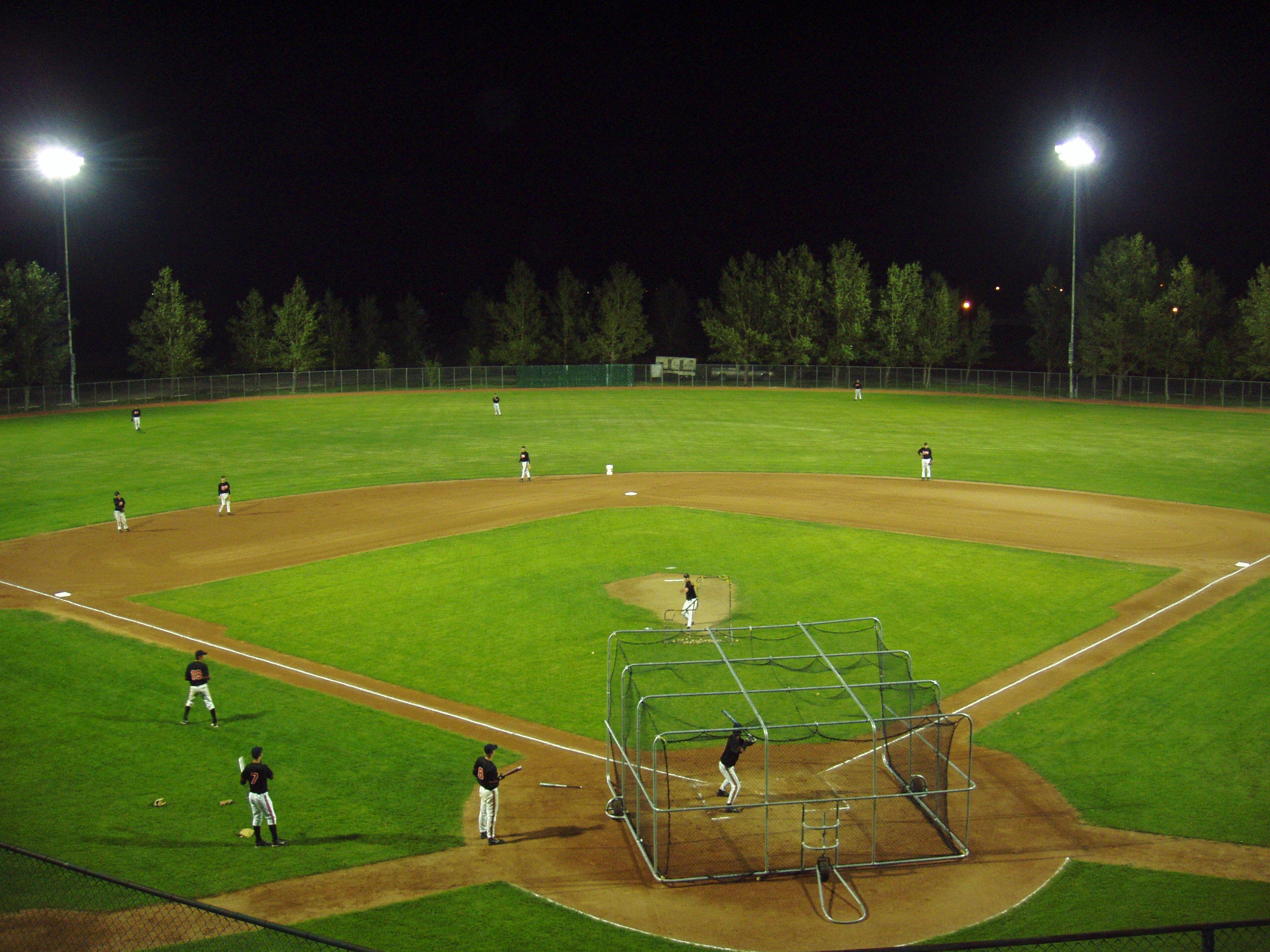 baseball field backgrounds 2560x1920