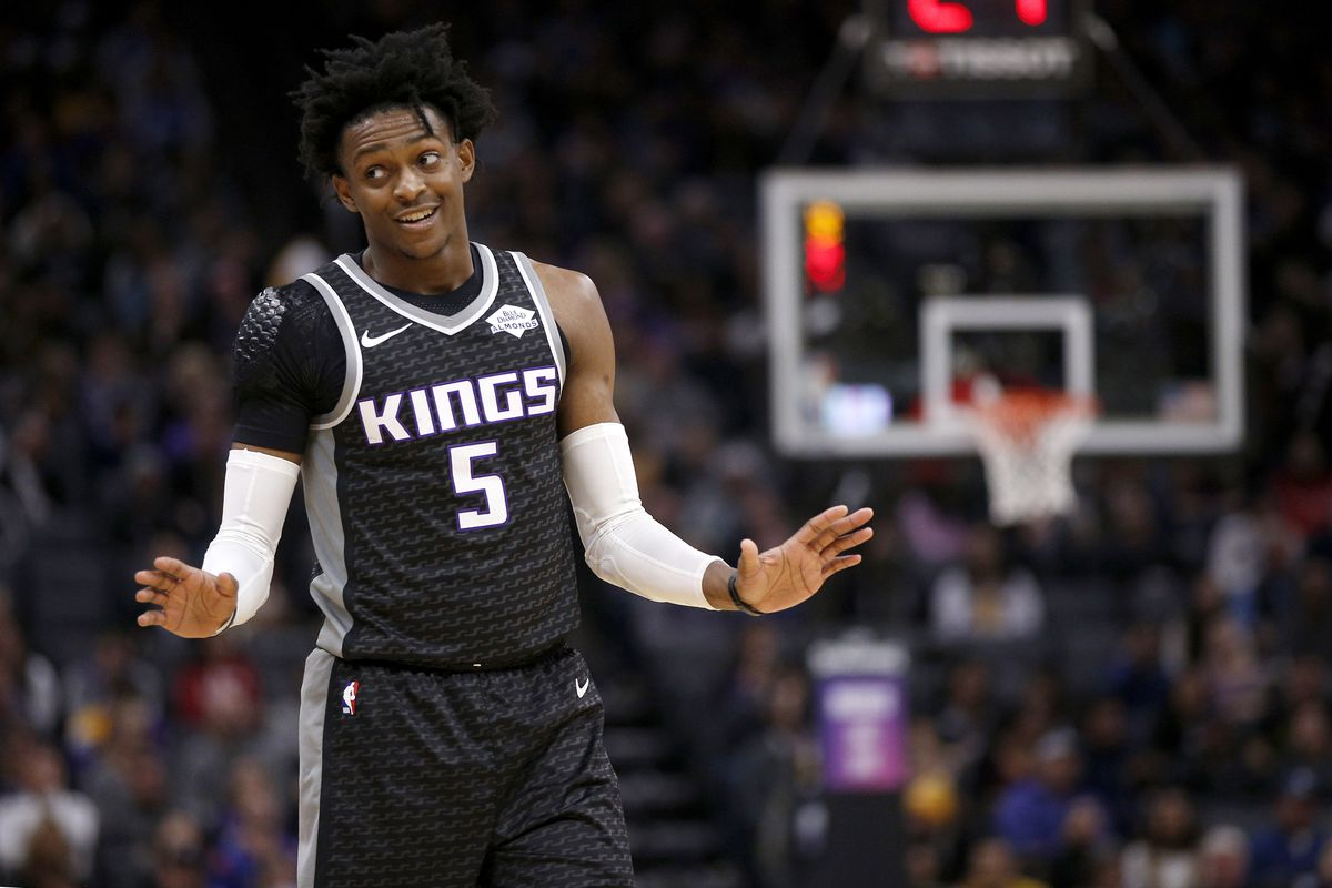 DeAaron Fox plans to compete in the Skills Competition at NBA All 1200x800
