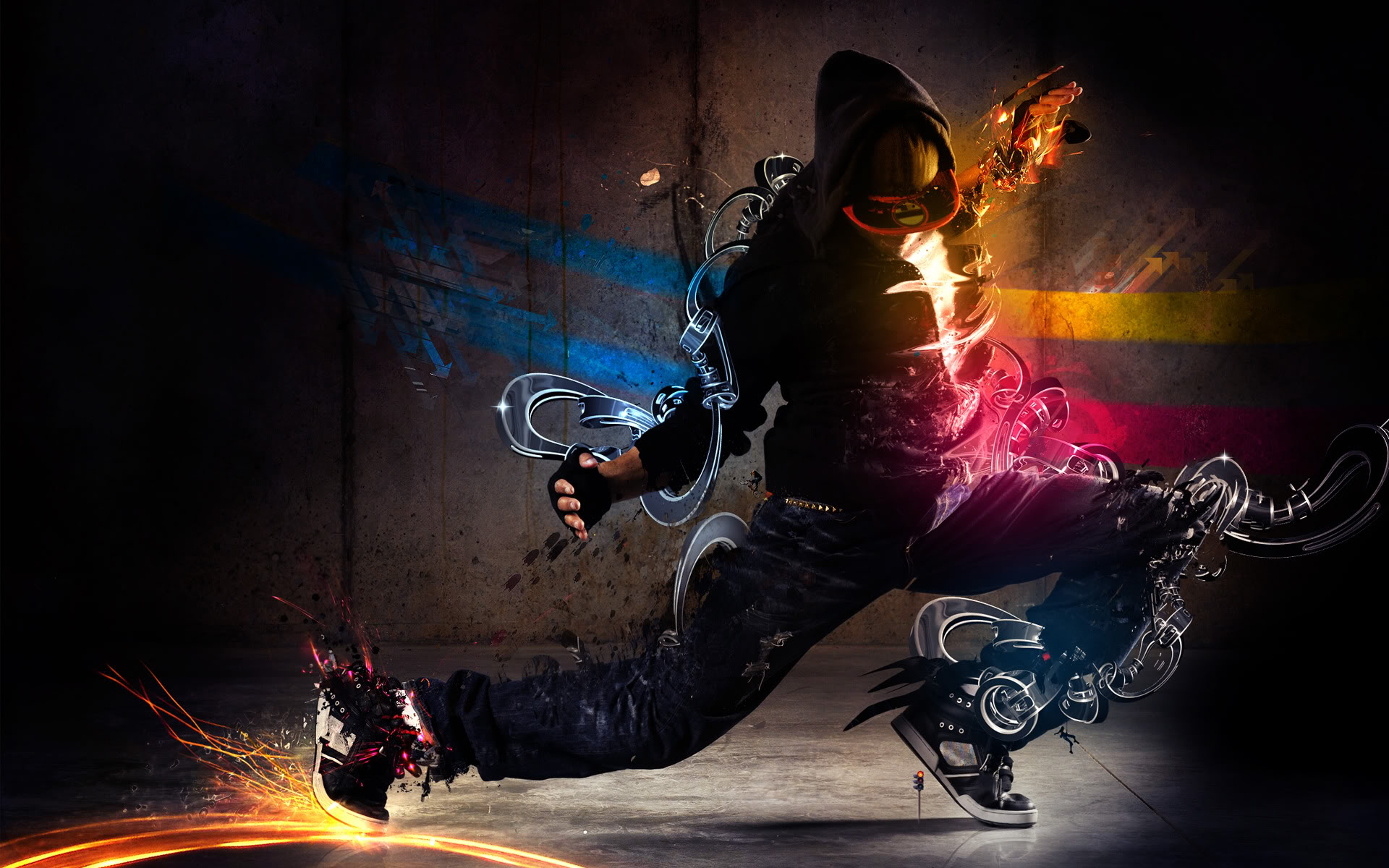 Download Cool HD Wallpapers For Boys Break Dance pictures in high 1920x1200