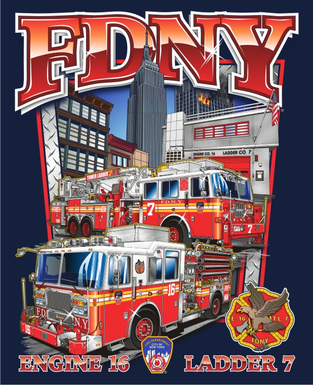 Fdny Wallpaper Fdny empire state e16 l7 by 640x788
