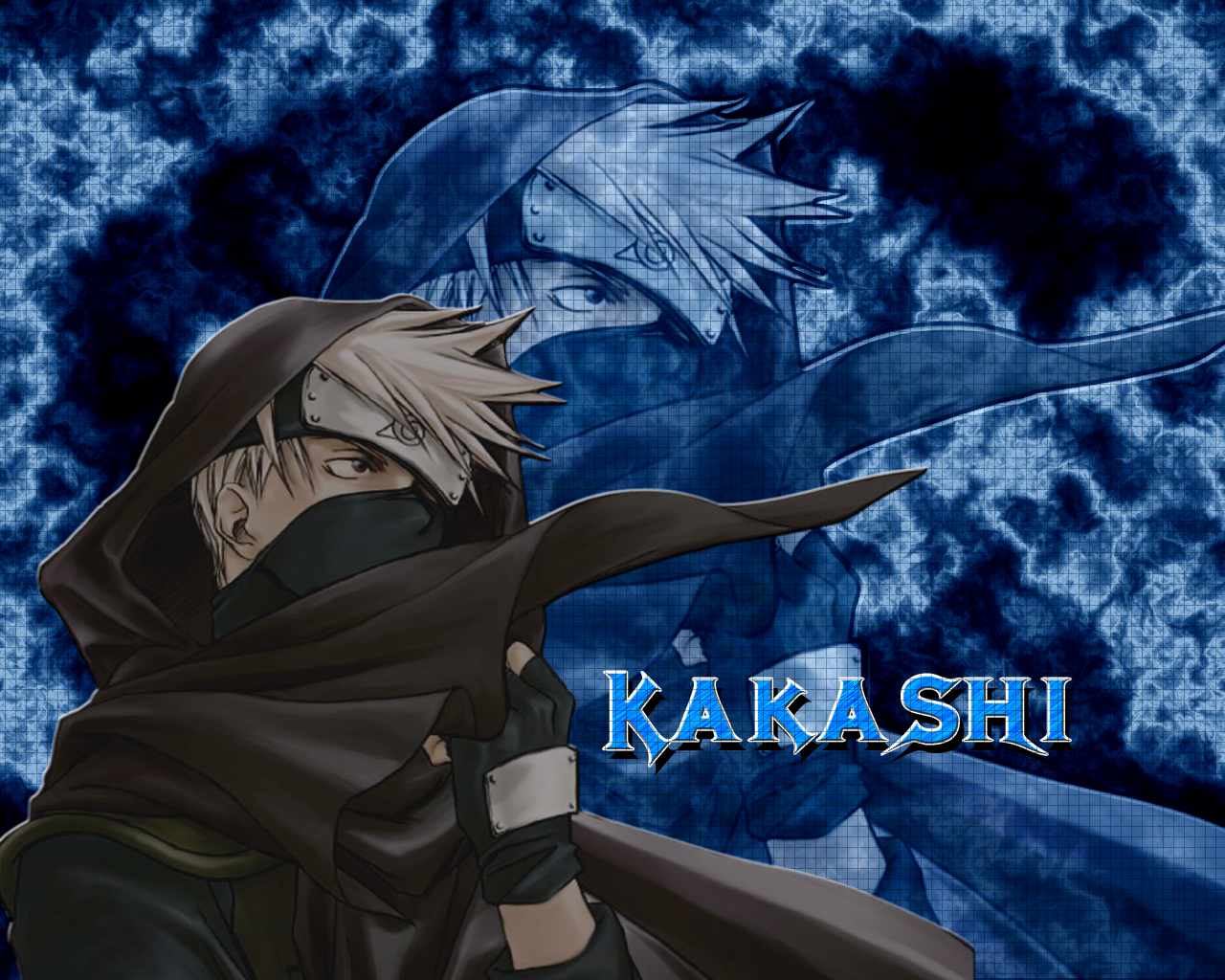 Kakashi Wallpaper by Djman5000 on deviantART 1280x1024
