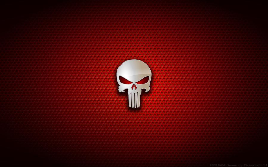 The Punisher Logo Wallpaper on Picterest 900x563