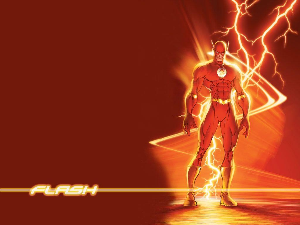 The Flash Wallpaper 1024x768 The Flash Flash Comic Hero 1024x768