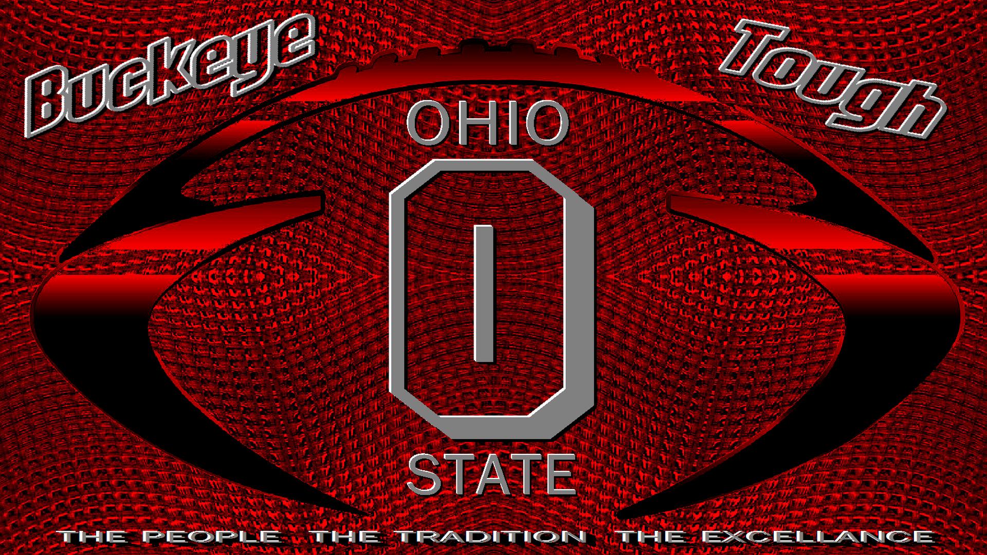 Ohio State Logo Wallpaper: Buckeyes Football Wallpaper