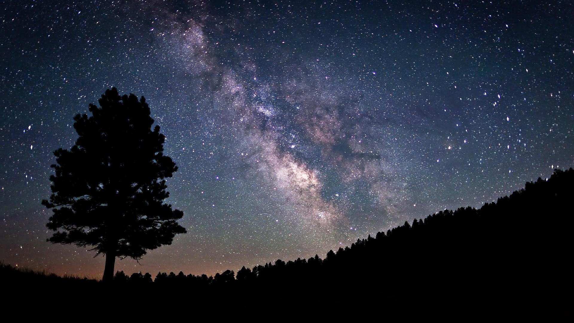 Milky Way Wallpaper 1920x1080
