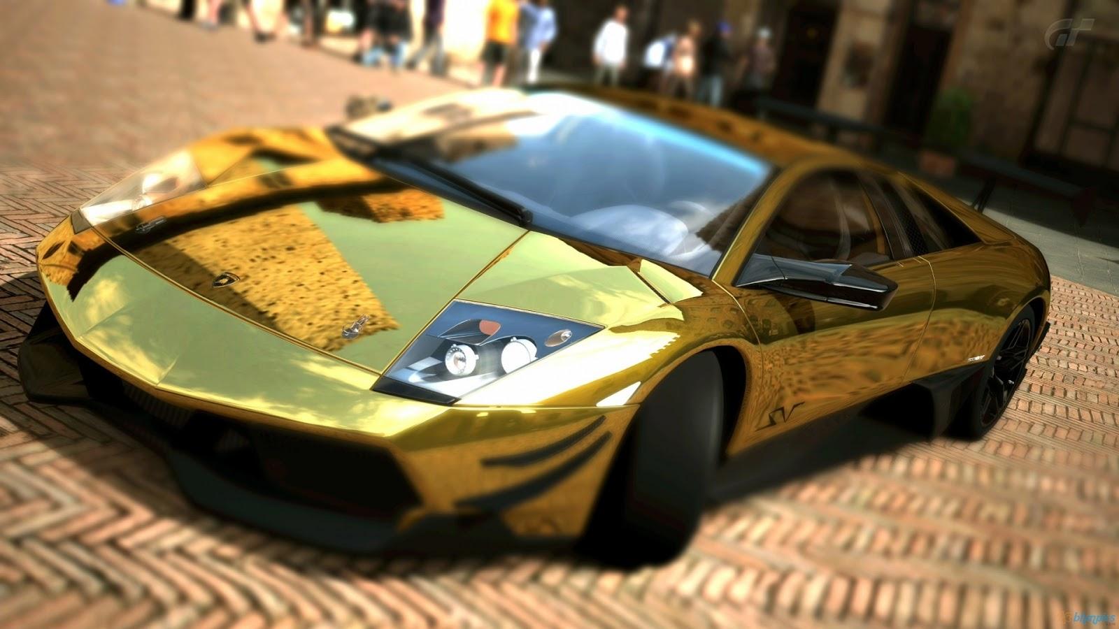 46 Cool Gold Cars Wallpapers On Wallpapersafari