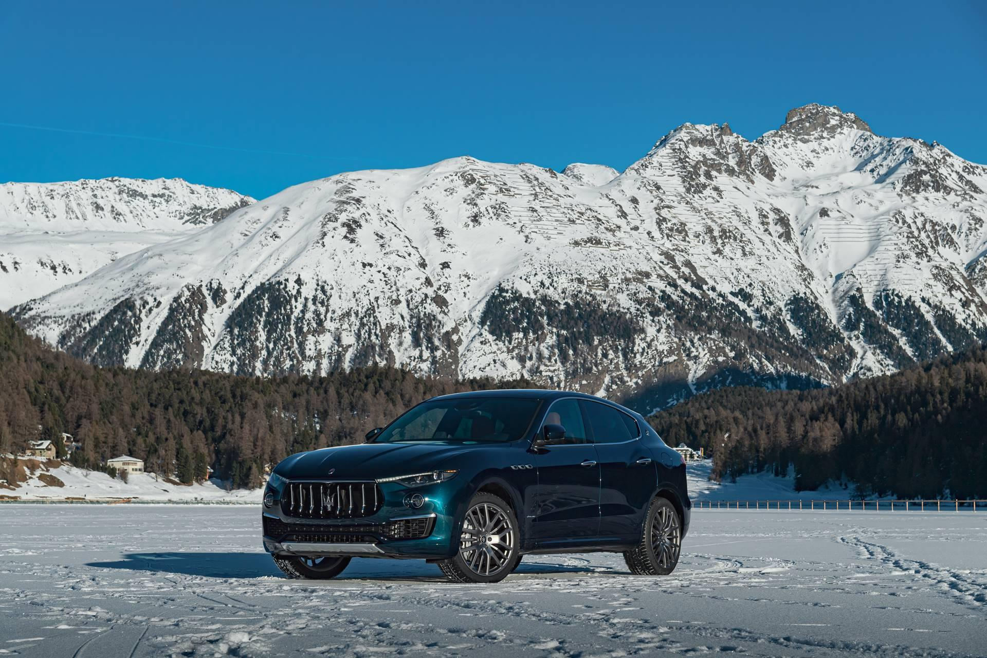 2020 Maserati Levante Royale News and Information 1920x1280