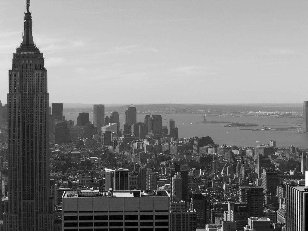 New York City Empire State Building Wallpaper 1024x768 pixel City HD 1024x768