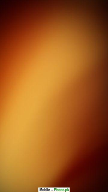 Orange color background Mobile Wallpaper Details 360x640