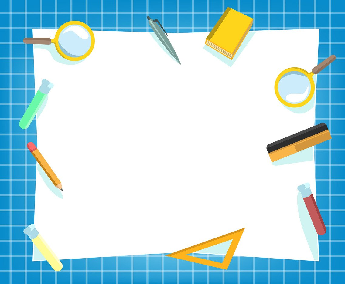 White Education Background Vector Vector Art Graphics 1136x936