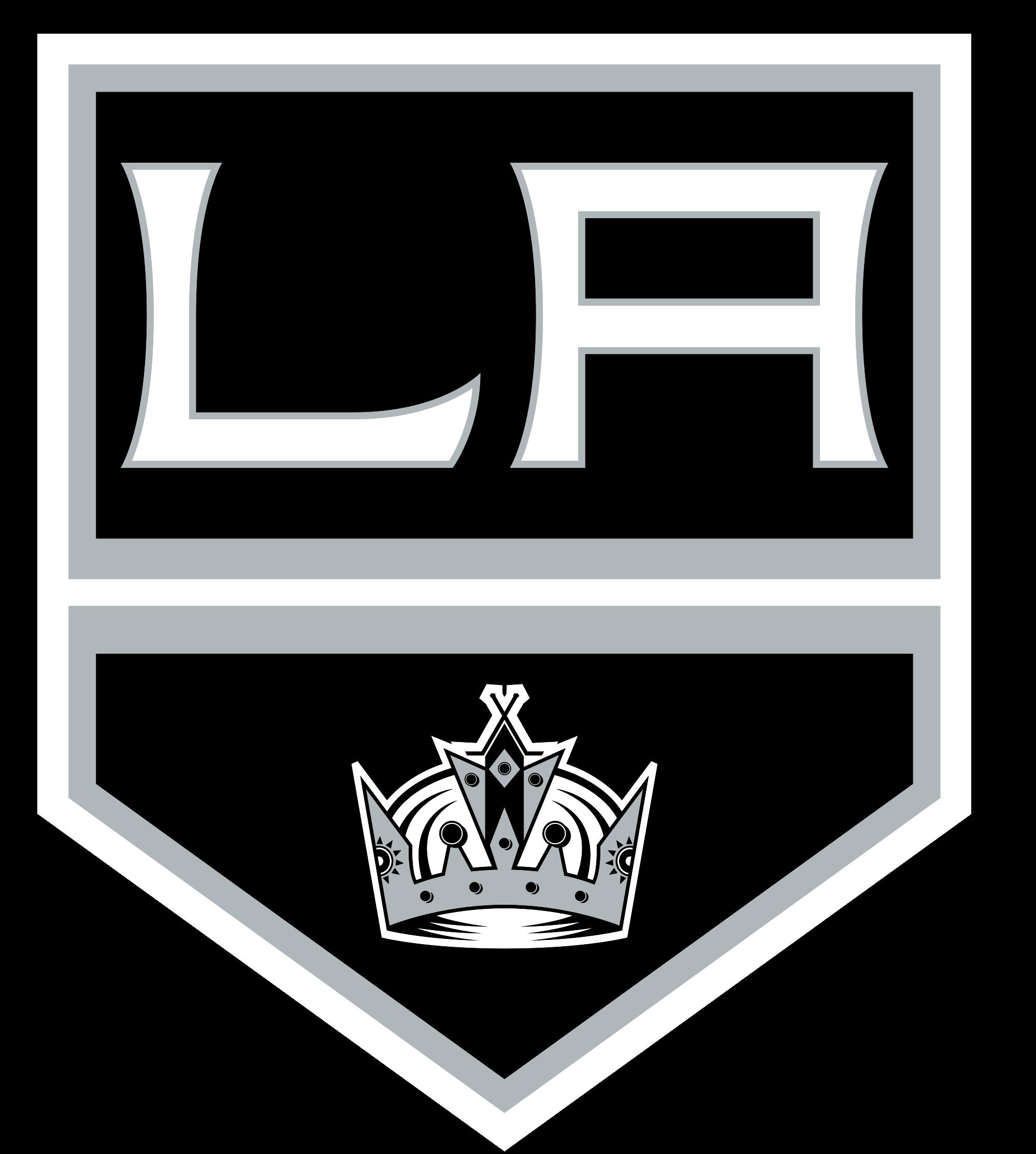 La Kings Logo HD Wallpaper 2000x2227