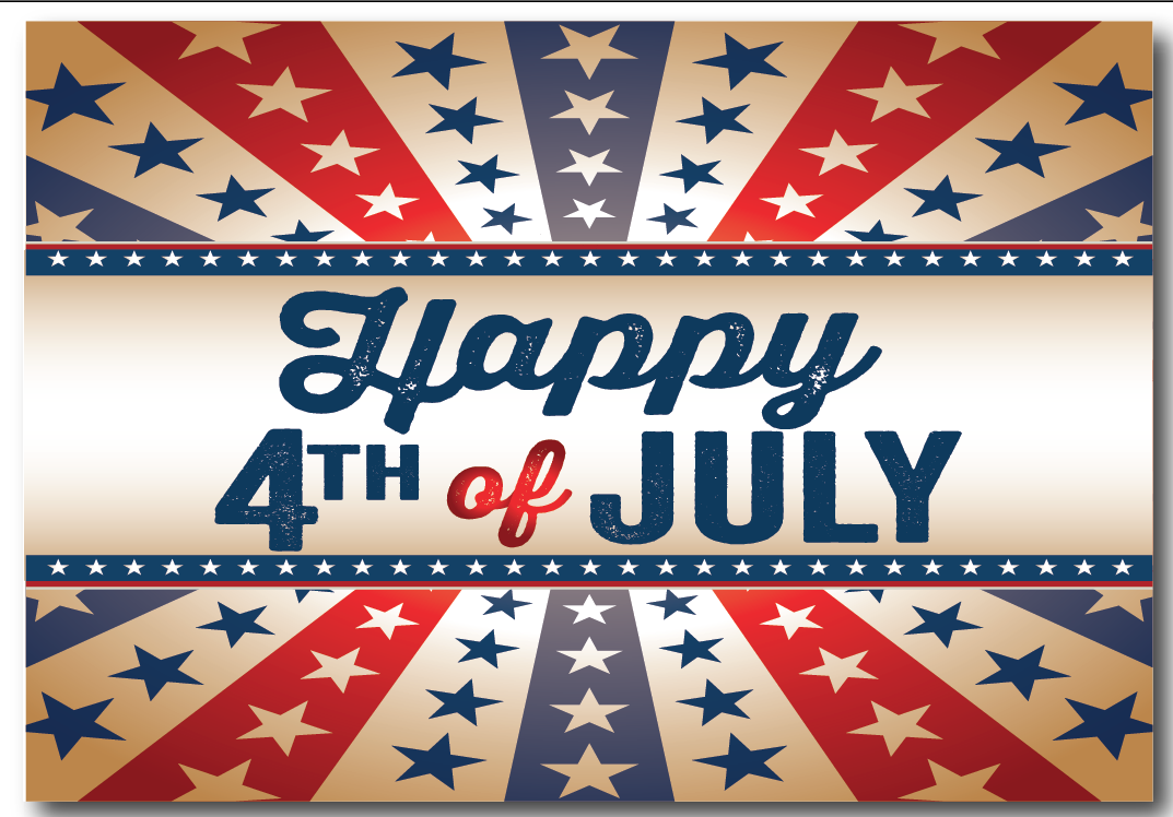 Happy 4th of July Pictures to Print and Color for Facebook Happy 1073x748