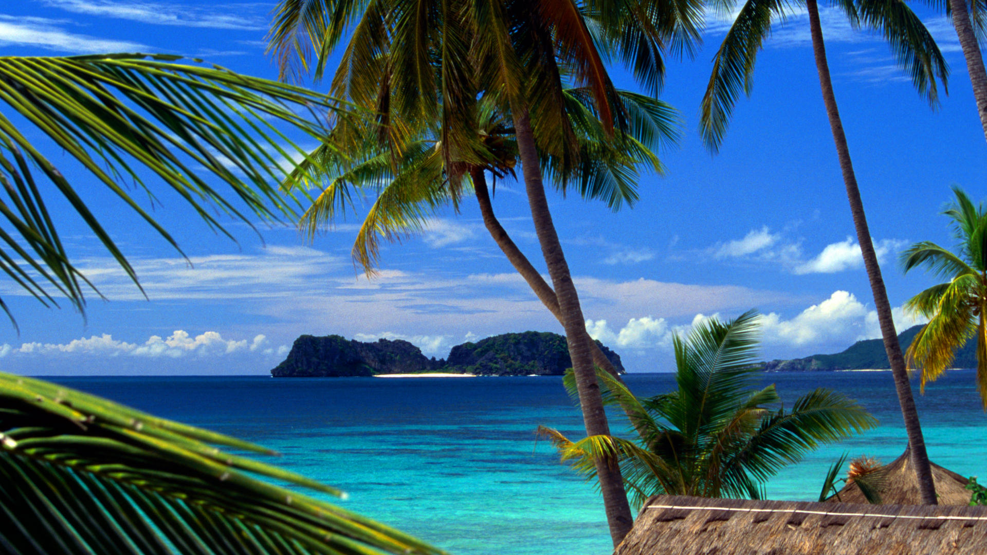Caribbean Island Desktop Backgrounds 1920x1080