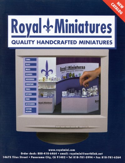 Miniature Dollhouse Wallpaper Catalog Wallpapersafari
