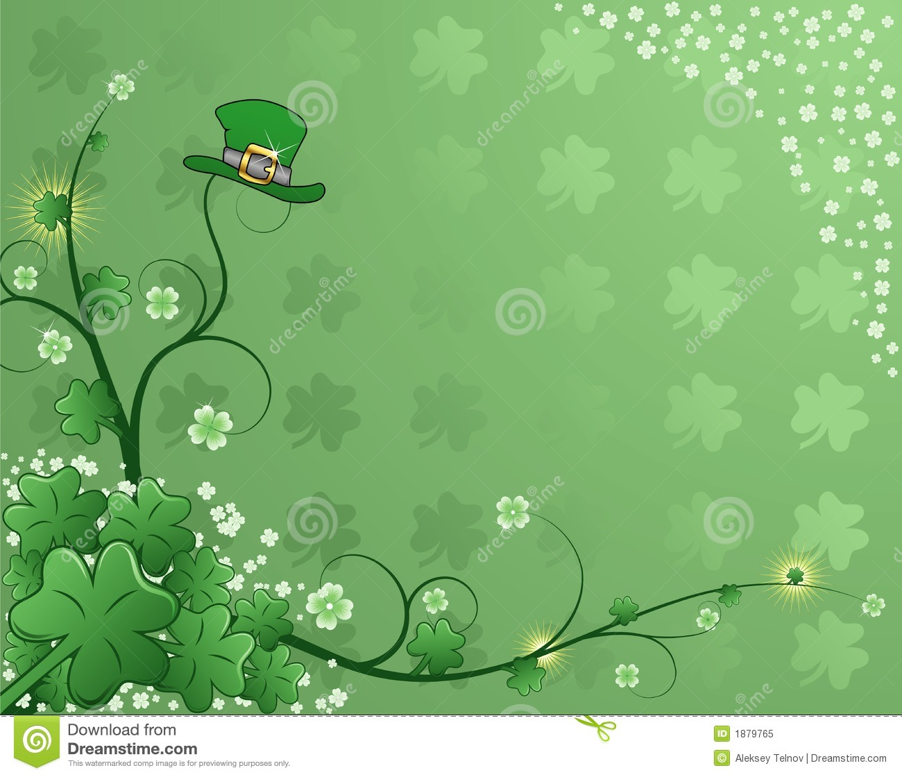 St Patrick Wallpaper: St Patrick Background Wallpaper