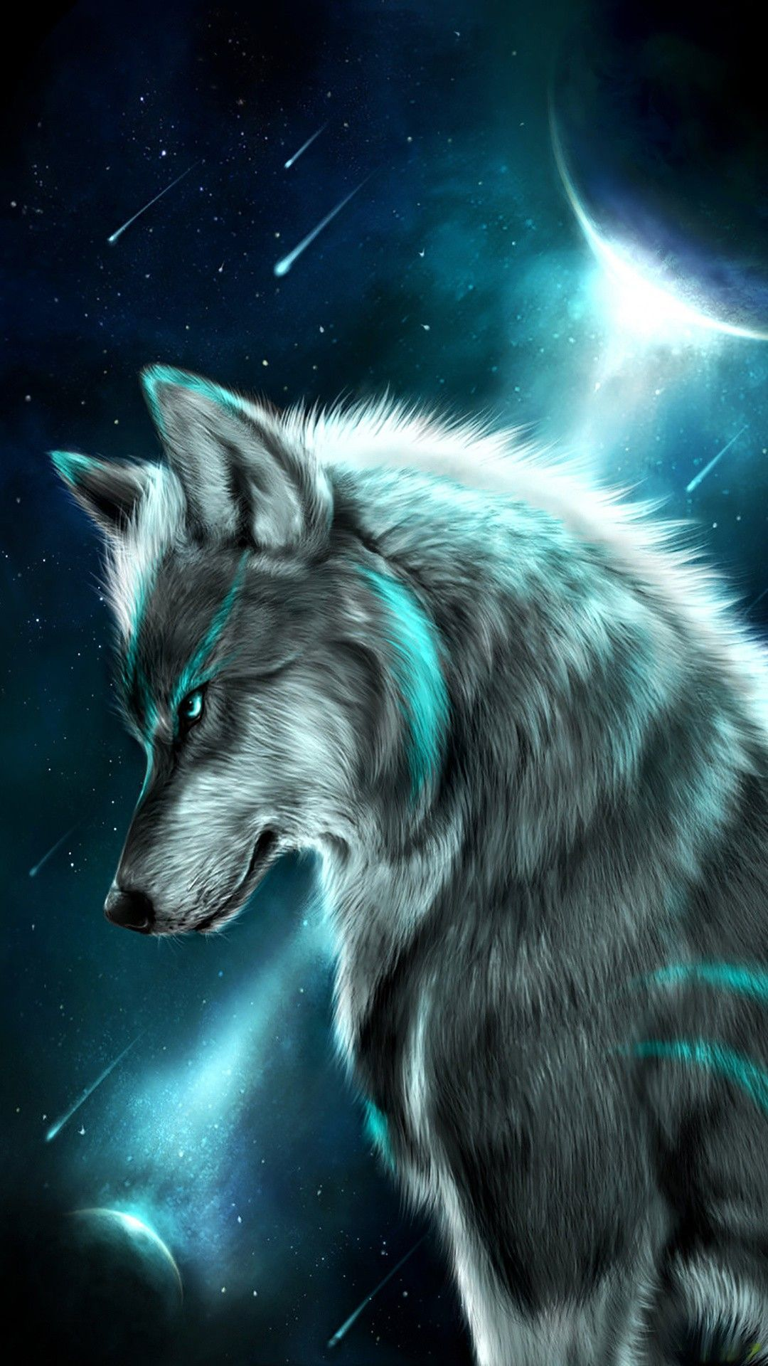 Epic Wolf Wallpapers Hupages Download Iphone Wallpapers Fond 1080x1920
