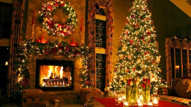 Animated Christmas Wallpapers For Desktop Animated Christmas 634x357