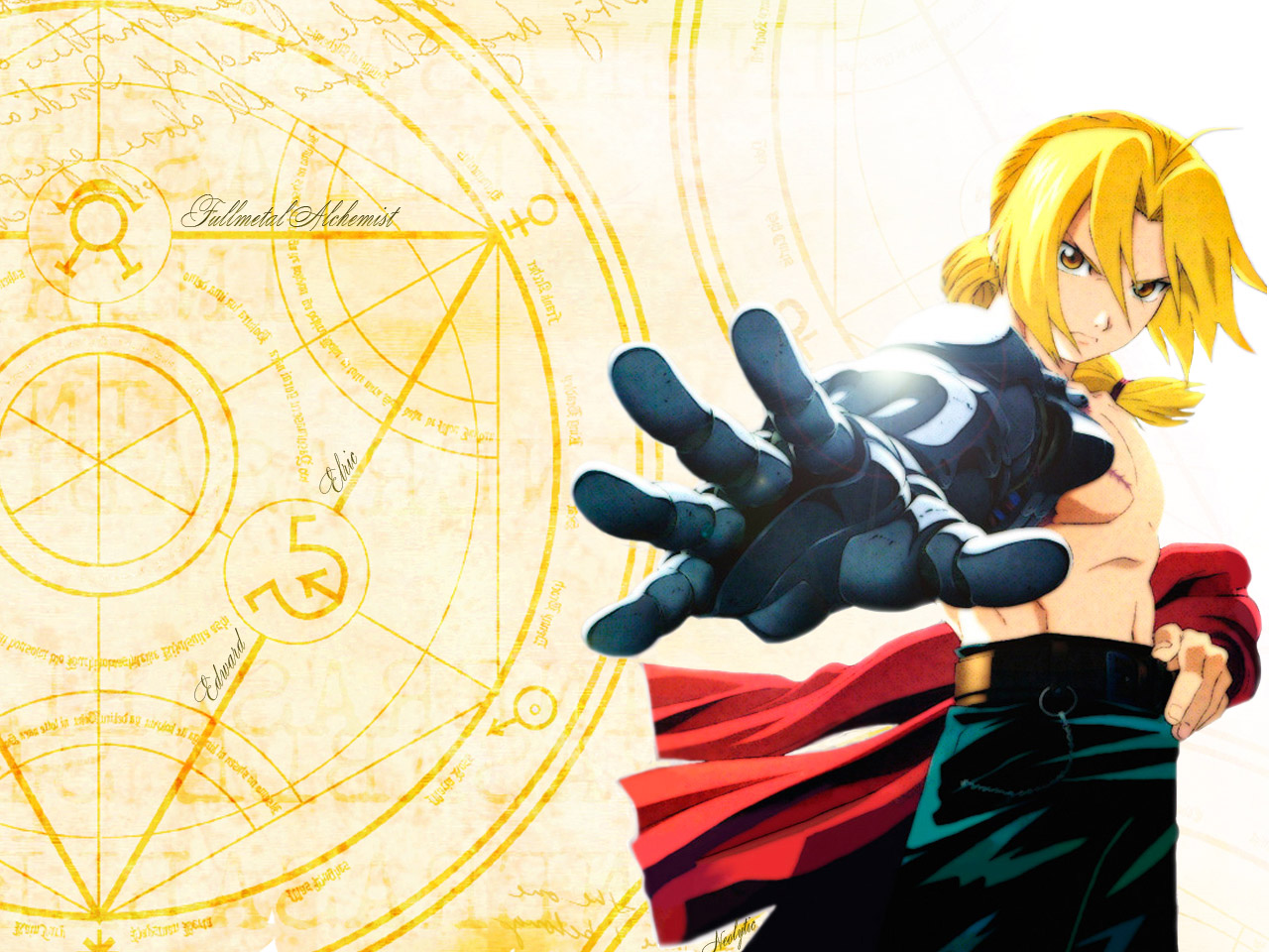Manga And Anime Wallpapers Fullmetal Alchemist HD Wallpaper 1280x960
