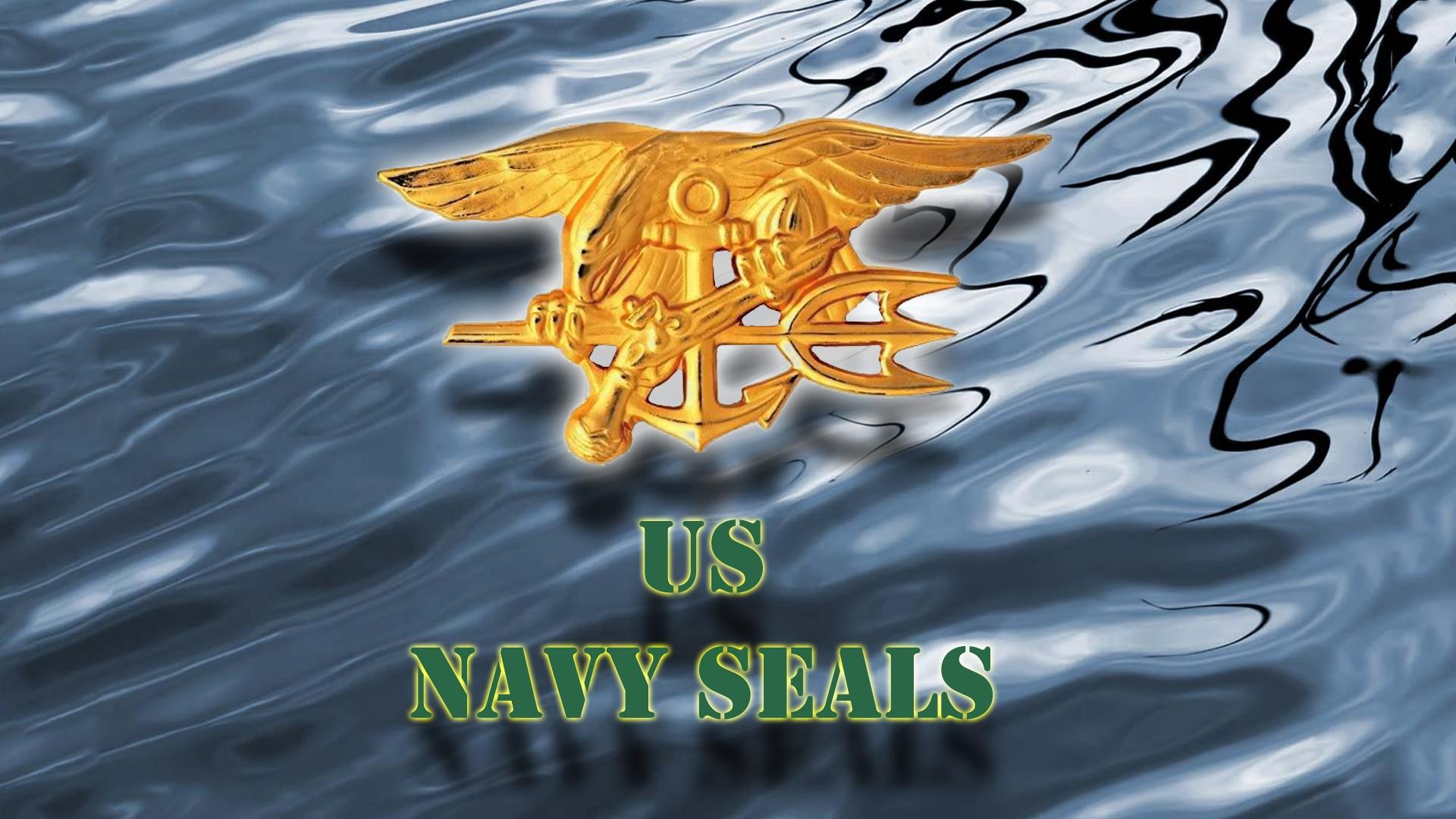 Navy Seals Logo Wallpaper Navy 1920x1080