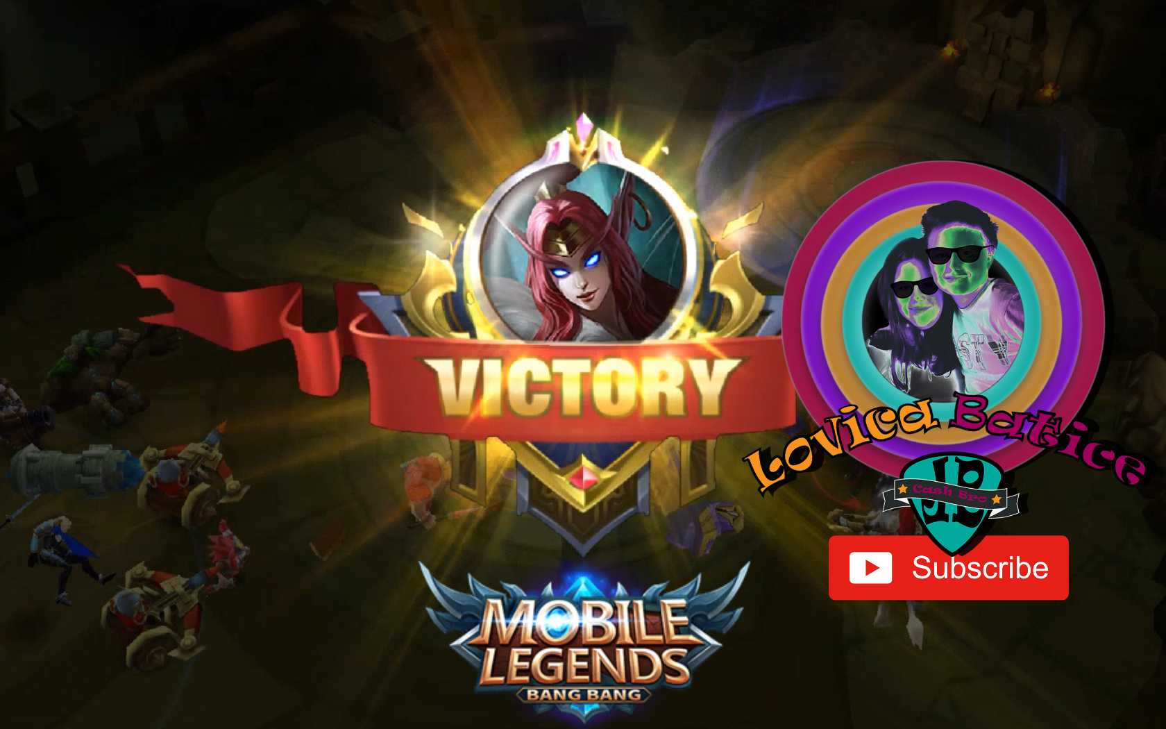 Mobile Legends Bang Bang Gameplay 147 Survival Lovica 1680x1050