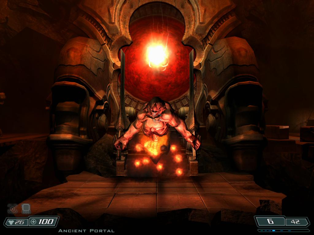 Doom 3 Lost Mission Wallpaper Pc in doom 3 bfg edition 1024x768