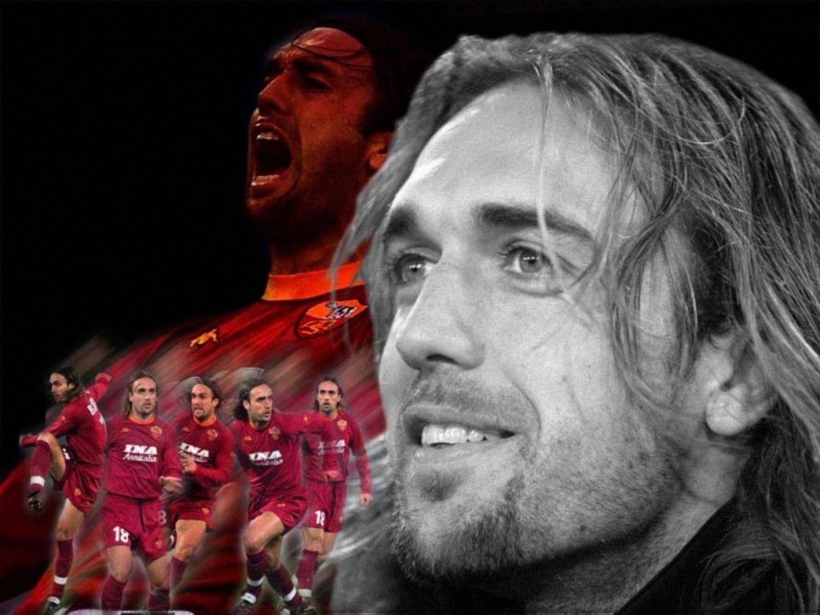 Gabriel Batistuta10 WallpapersSoccer Football 1600x1200