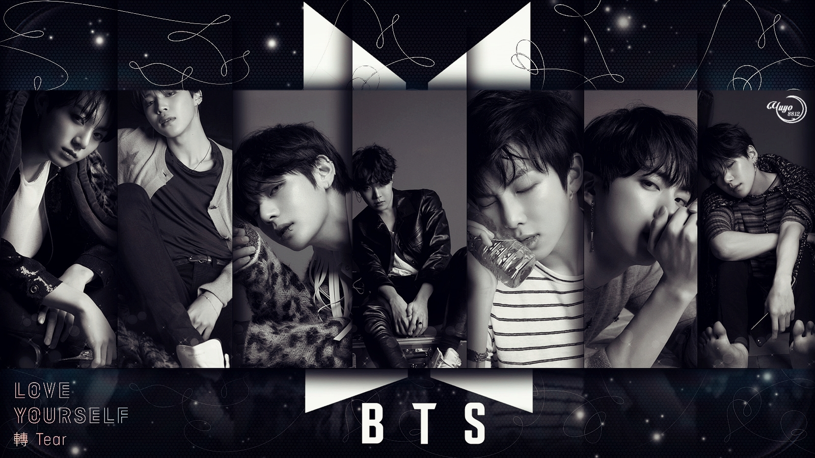 BTS FAKE LOVE WALLPAPER   yulliyo8812 Wallpaper 41349111 1600x900
