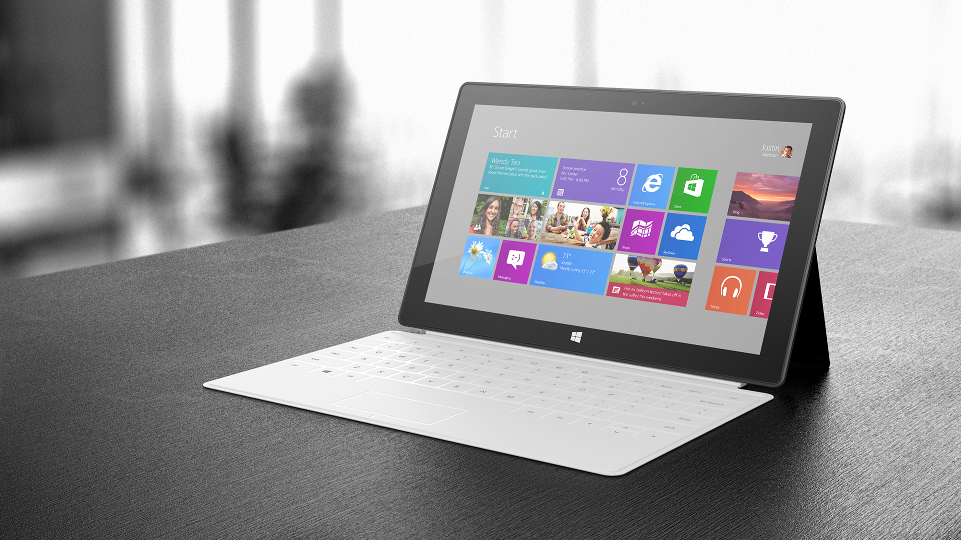 Download an HD Wallpaper with Microsofts Surface Tablet 1920x1080