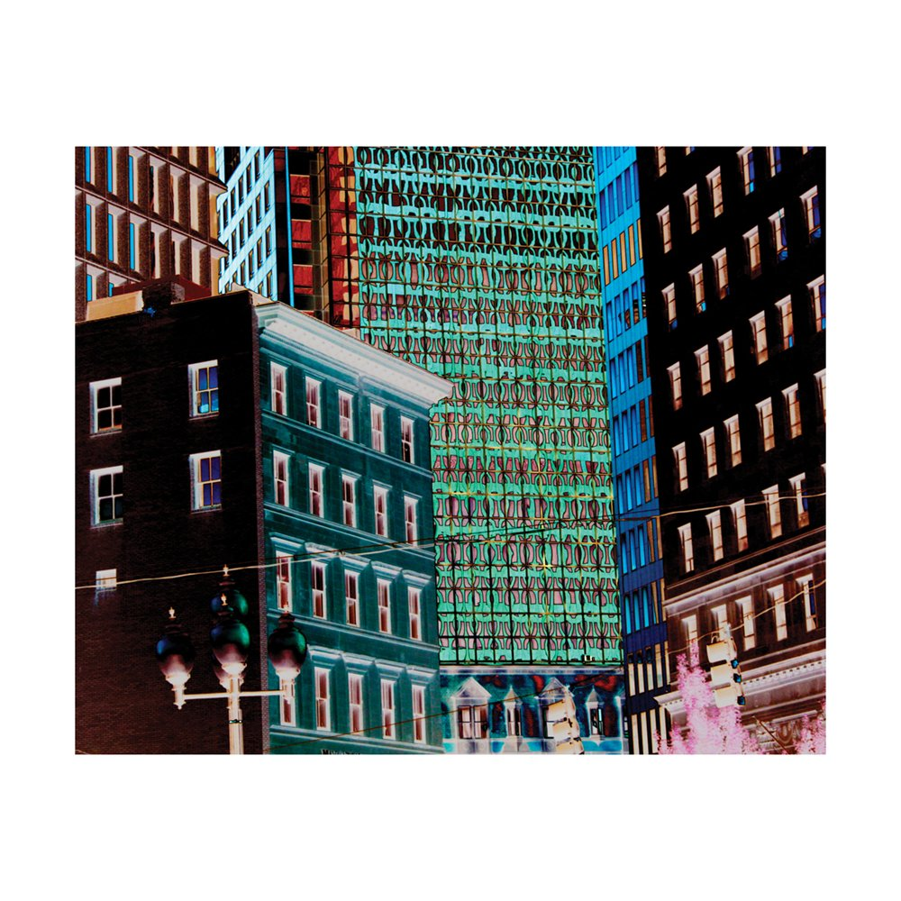 WE5022 Pop Art Night City Removable Wallpaper Mural Lowes Canada 1000x1000