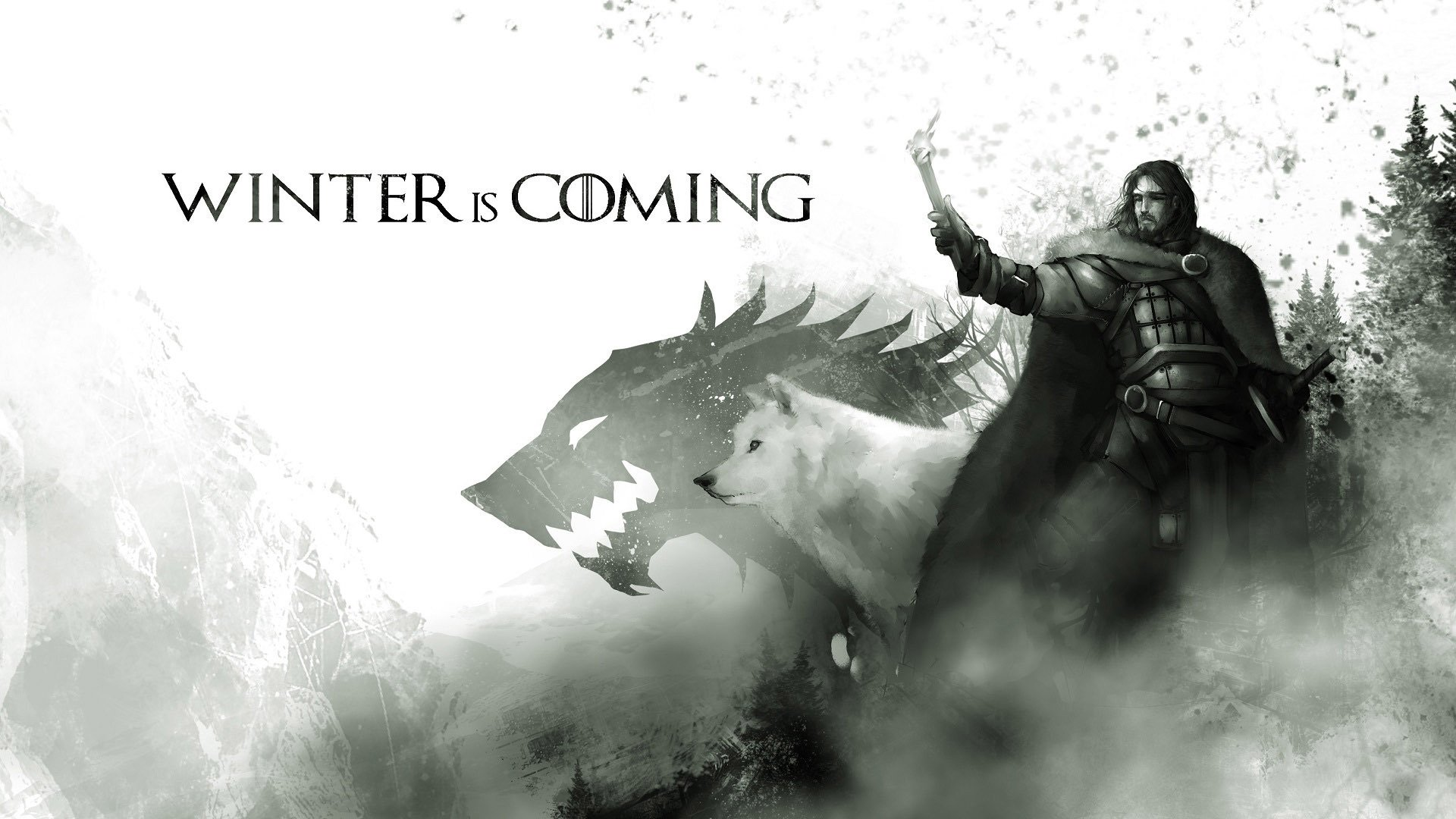 Game of Thrones Winter is Coming Wallpaper   MixHD wallpapers 1920x1080