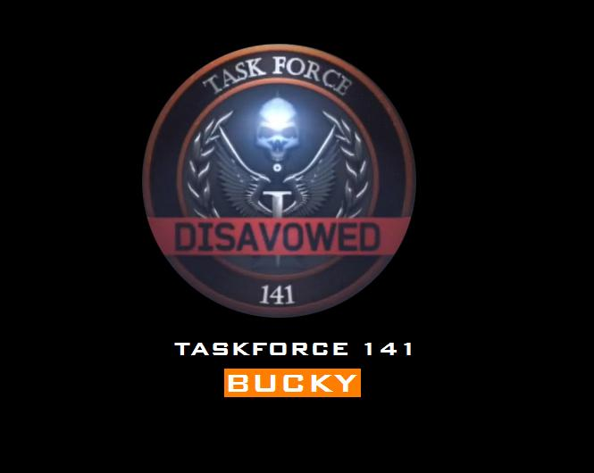 Task Force 141 Wallpaper Paint task force 141 bucky by 665x530