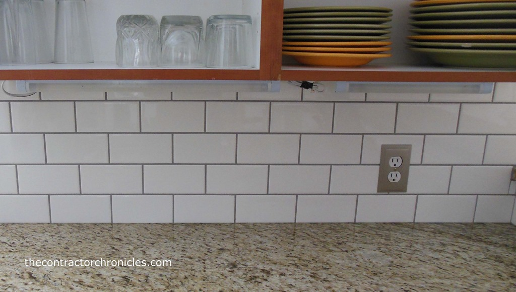 White Subway Tile Backsplash 1024x580