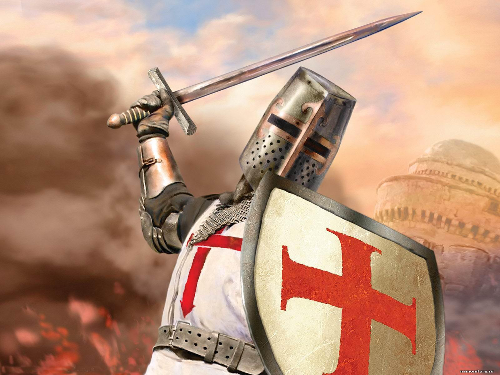 Crusader Wallpaper HD 1600x1200