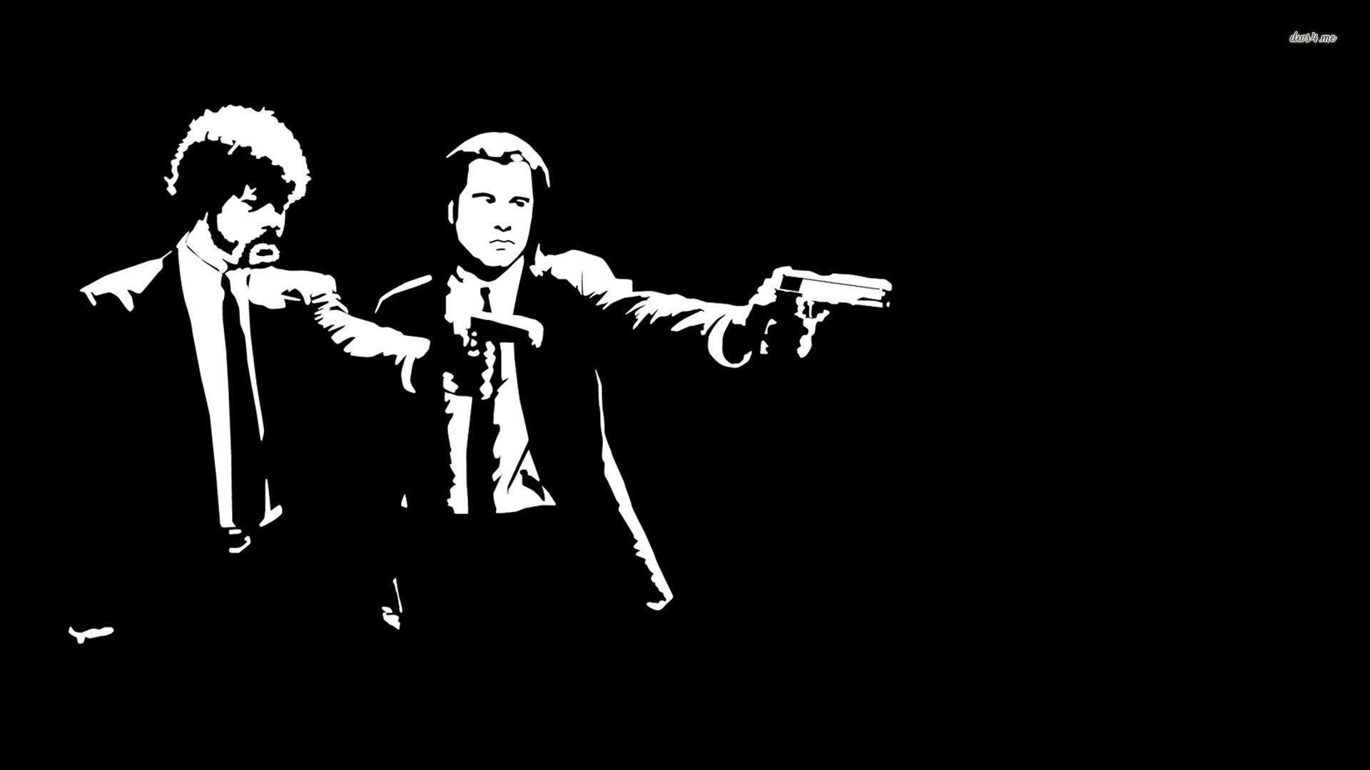 Pulp Fiction Wallpaper HD - WallpaperSafari