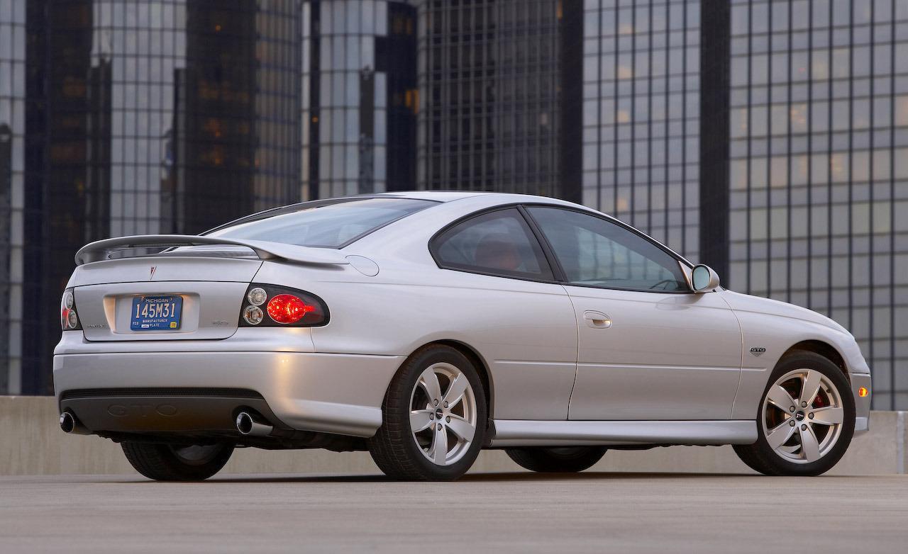 2006 Pontiac GTO 1280x782