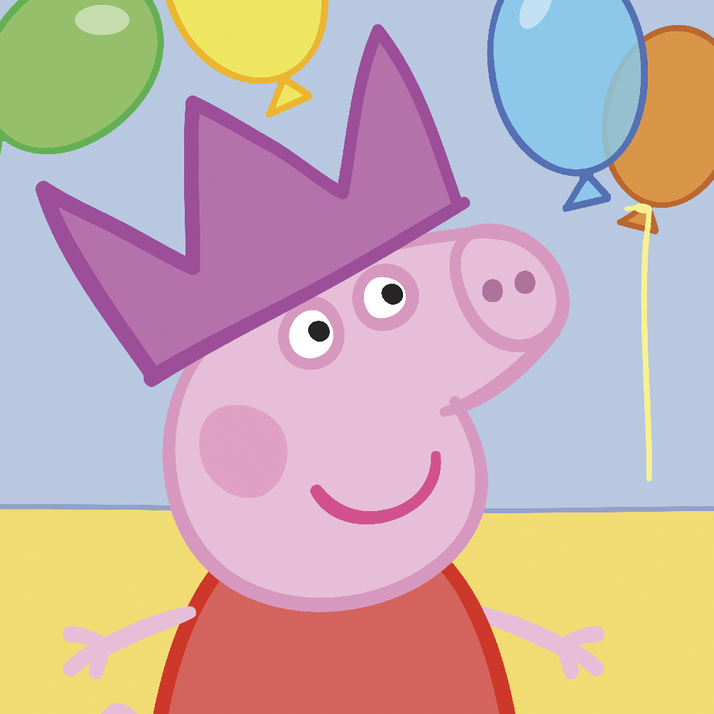 Peppa Pig visits Treehouse Childrenswear EdinburghTreehouse 1024x1024