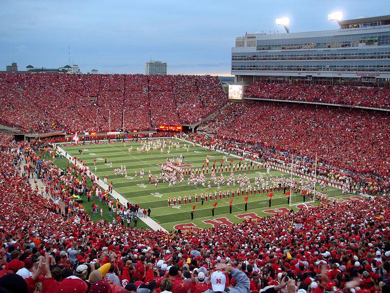 Nebraska Football Stadium Wallpaper 800x600