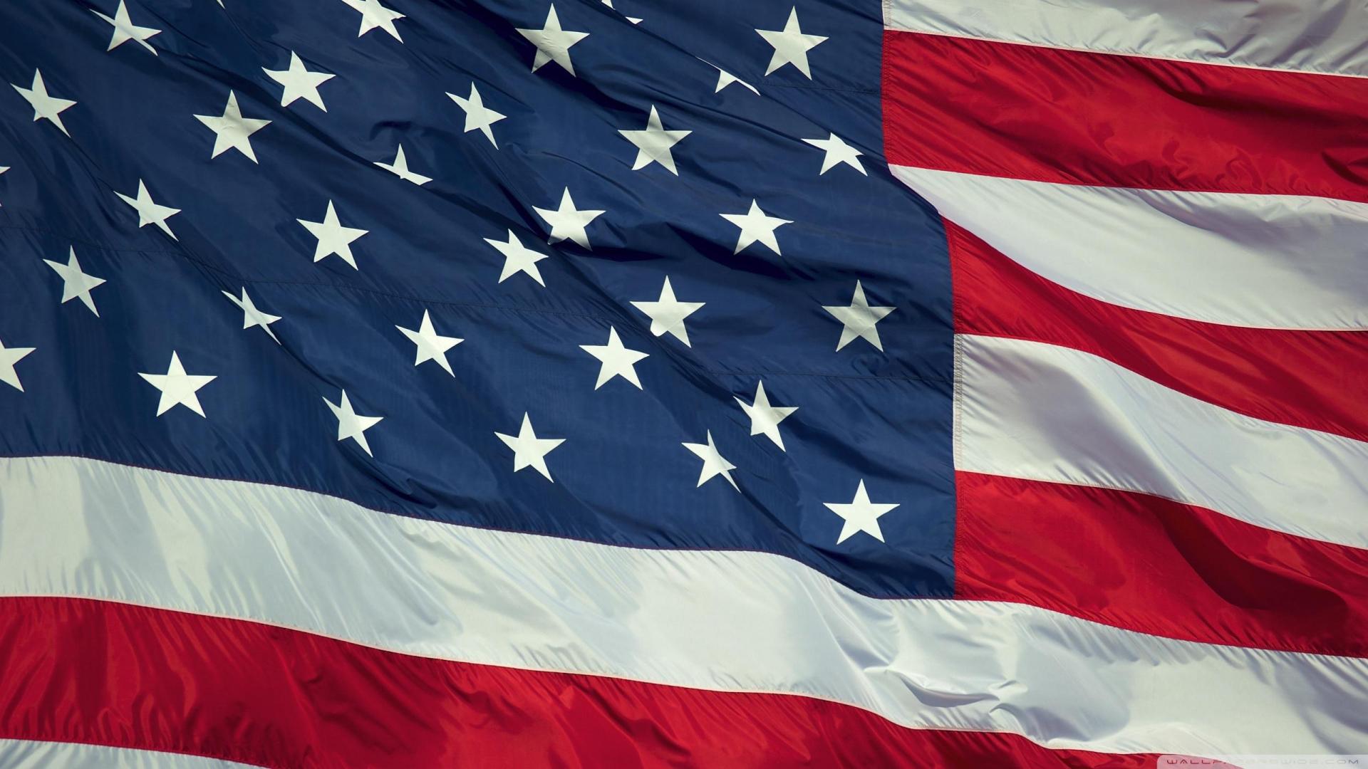 AmericanUSA Flag HD Desktop Wallpaper Background download 1920x1080