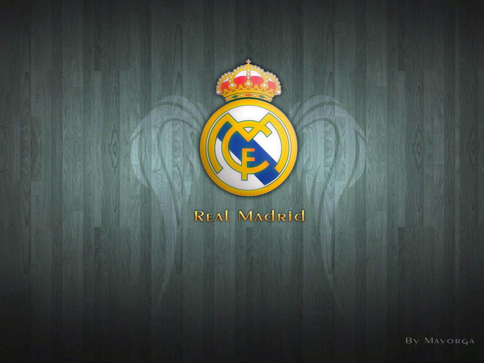 Real Madrid Club Wallpaper   tealoasis 1600x1200