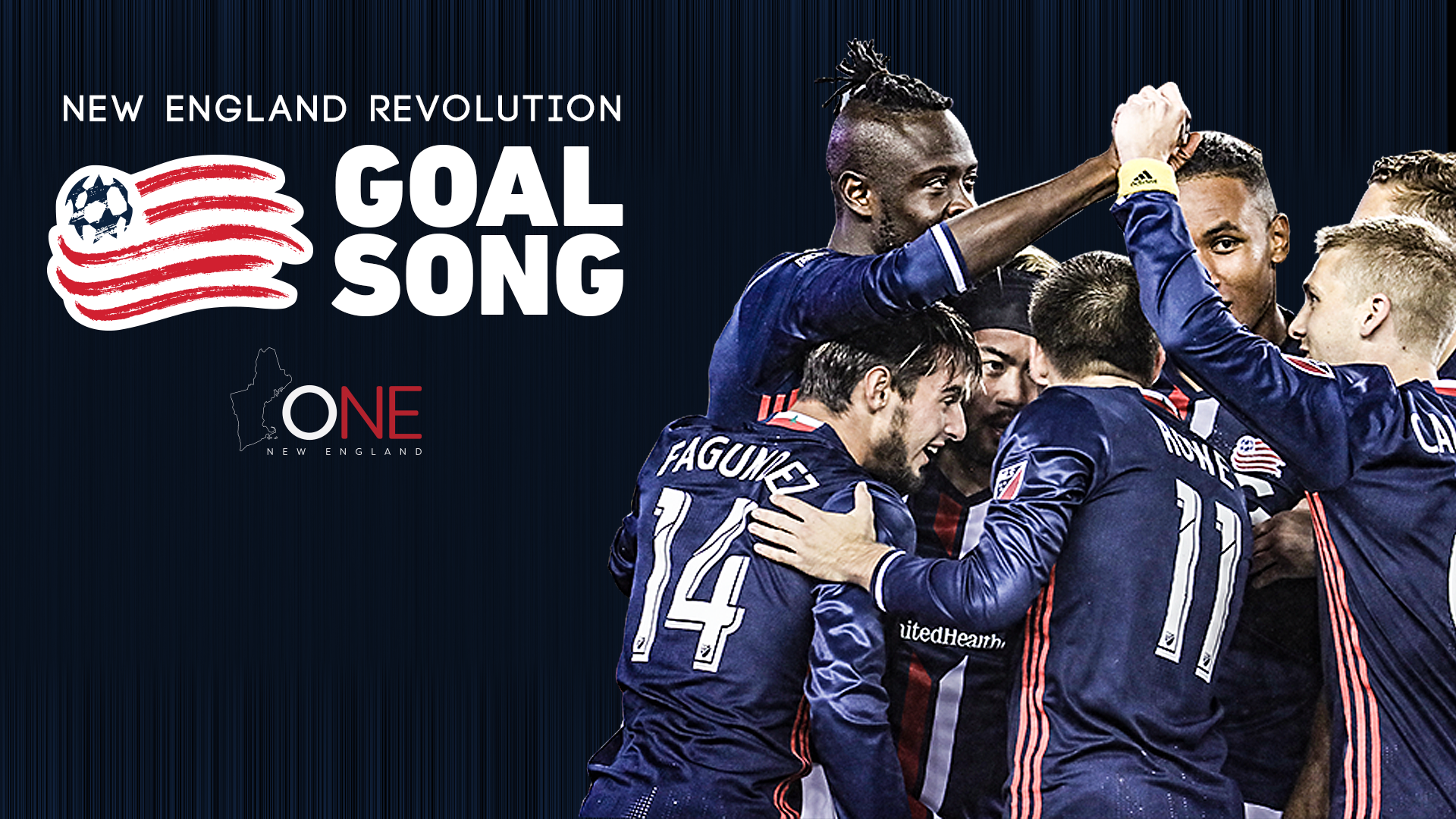 New England Revolution mls soccer sports wallpaper 1920x1080 1920x1080