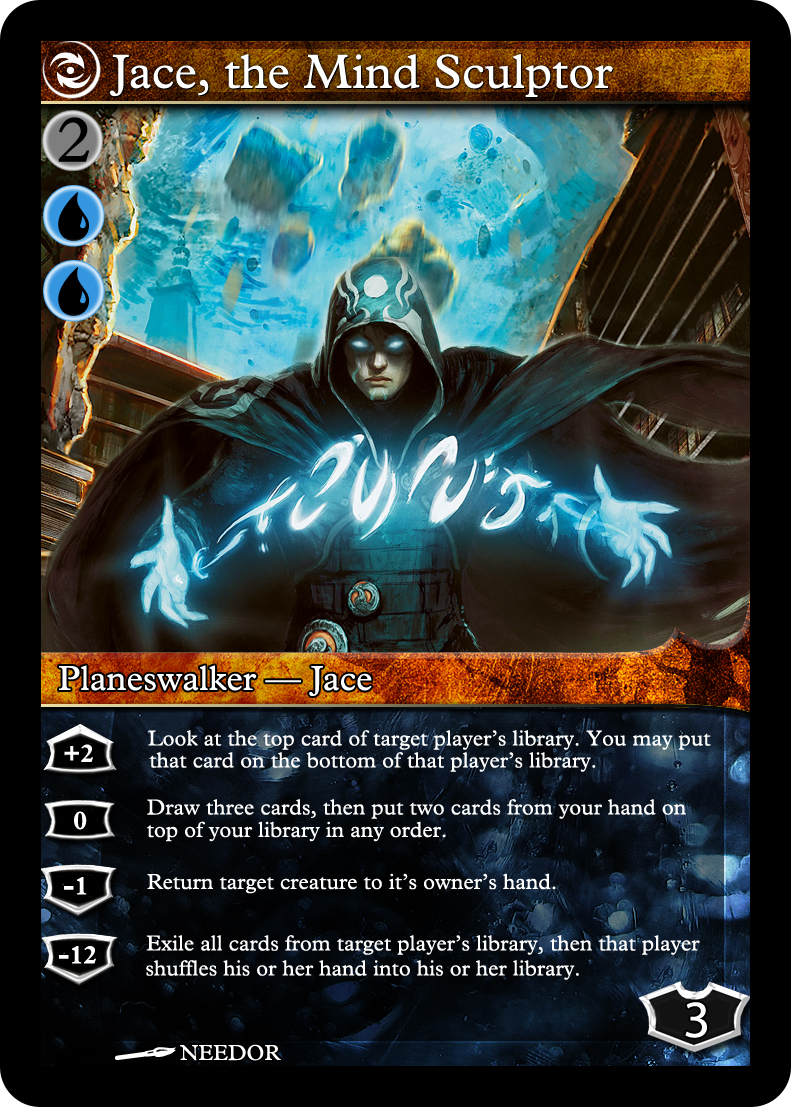 Free Download Jace The Mind Sculptor By Needor 791x1107 For Your