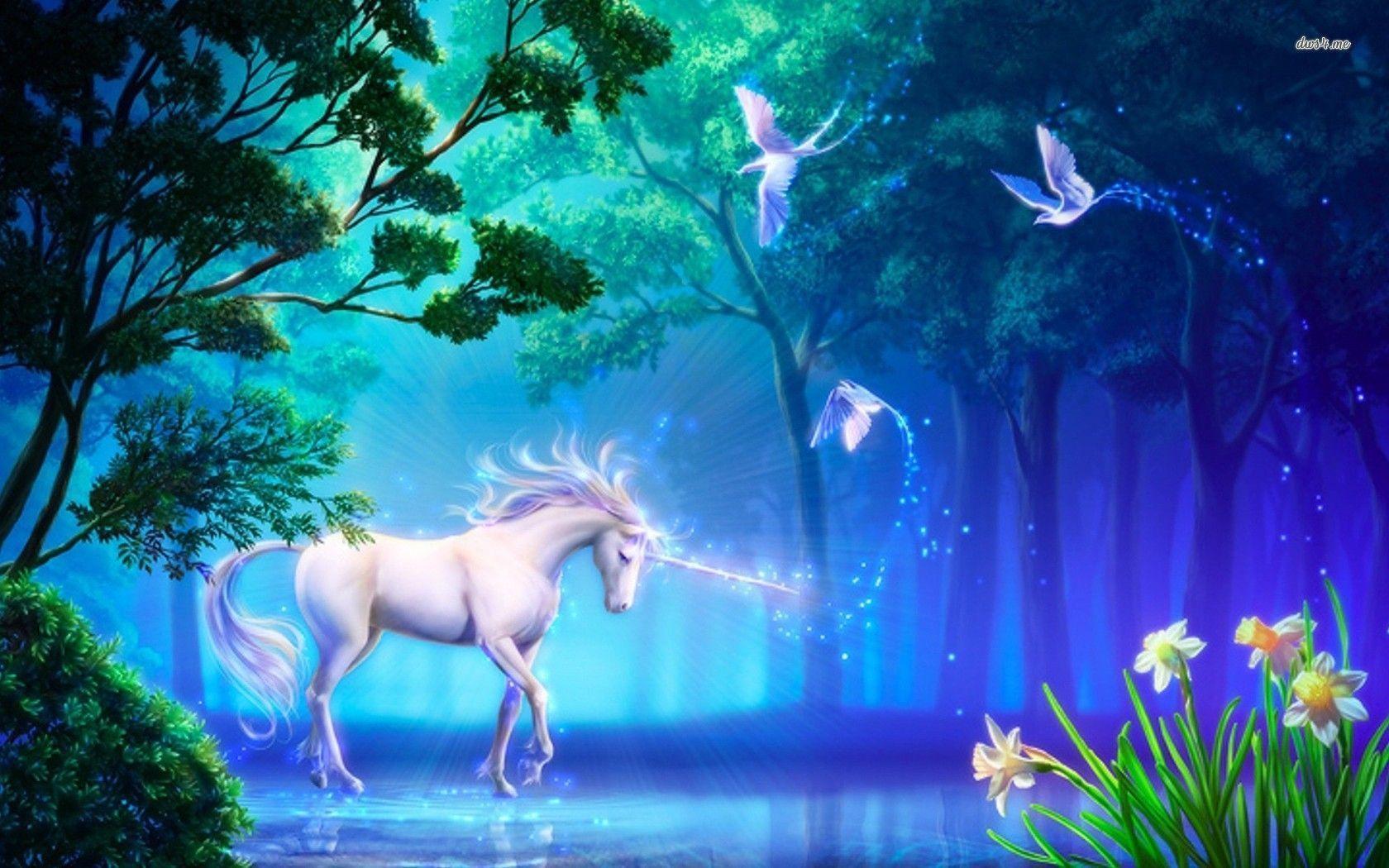 Unicorn Desktop Backgrounds 1680x1050