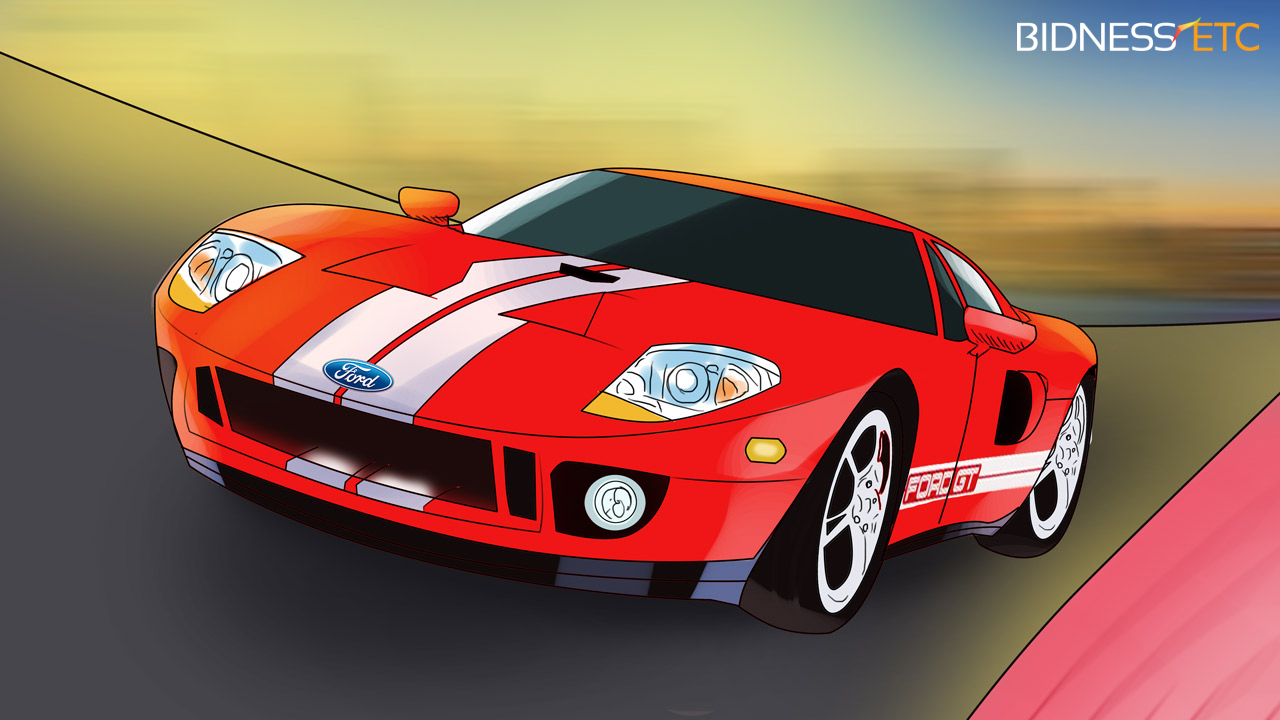 cars as is the ford gt it is the best that ford has to offer and at 1280x720