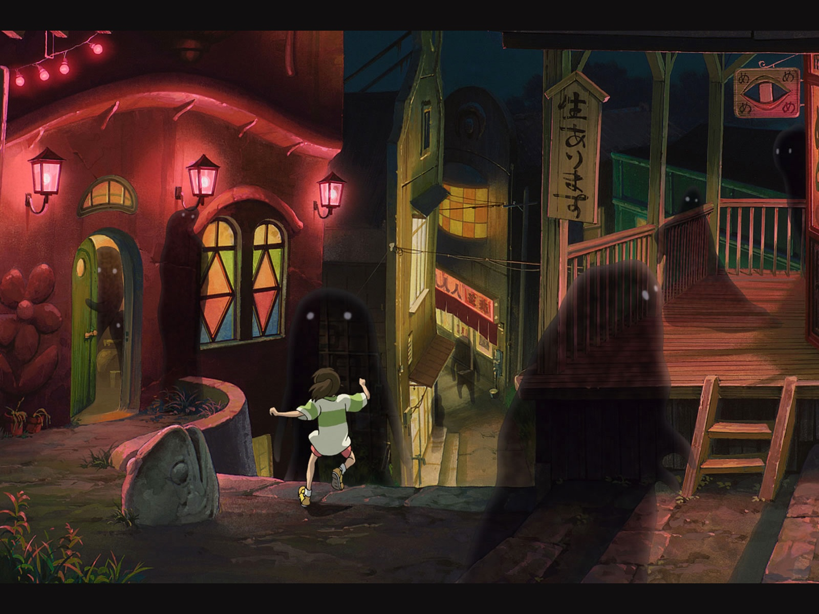 The Secret World Of Arrietty Movie Wallpaper 9928 Pictures 1600x1200