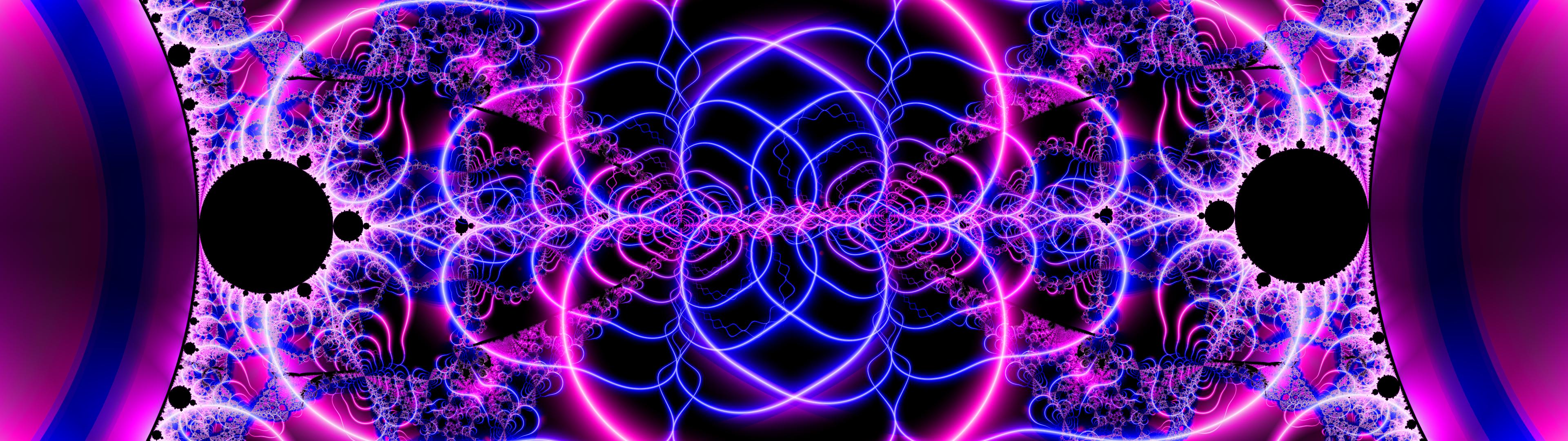 Pink Tentacle Rape 2   ultrawide by drdoom 3840x1080