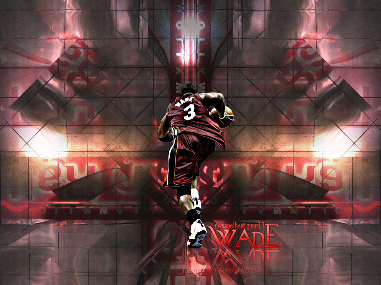 DWYANE WADE Michael Jordan Wallpaper Dunk For Android DWYANE WADE 1280x960