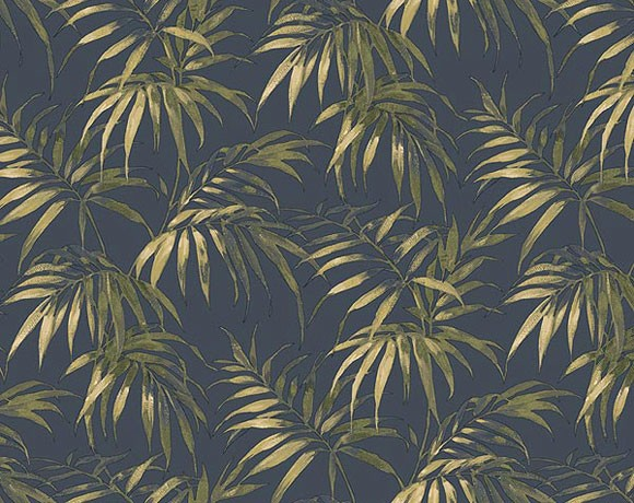 Tropical Leaves Wallpaper Wallpapersafari