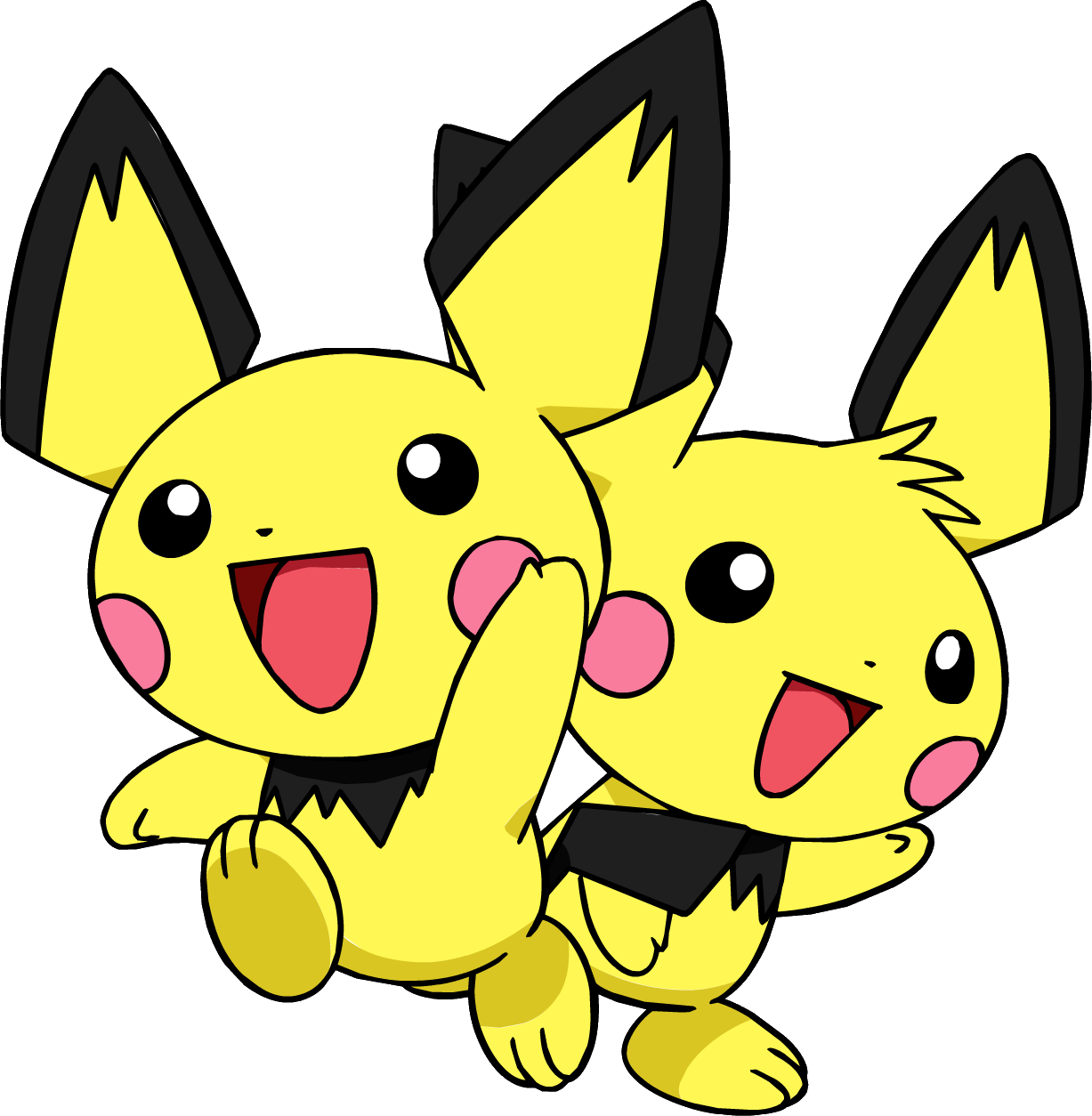 Showing picture Pichu Brothers Wallpaper Pichu 1227x1254