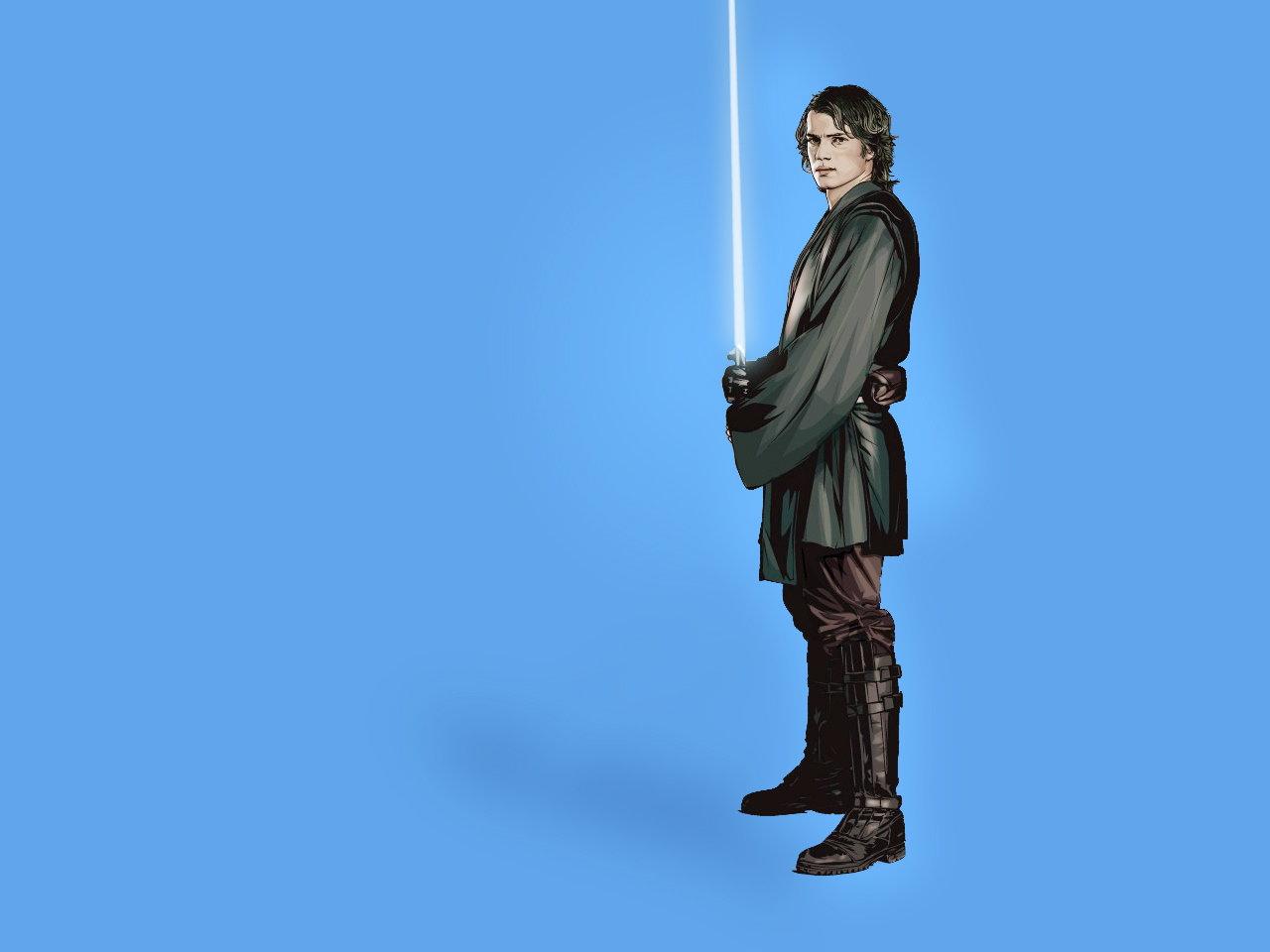 Anakin Skywalker Wallpaper by auctoris 1280x960