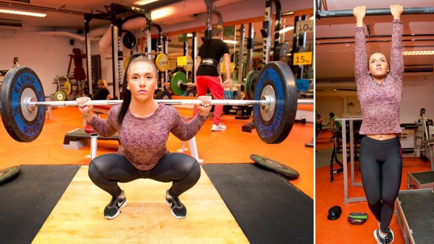 Svanevik Fitness Gym Club Fitness Model Wallpapers 880x495